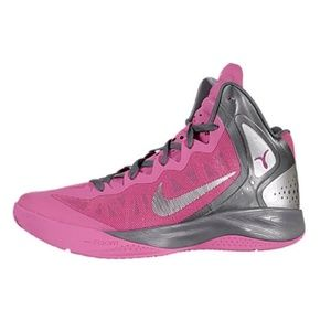 Nike Zoom Hyperenforcer PE Think Pink